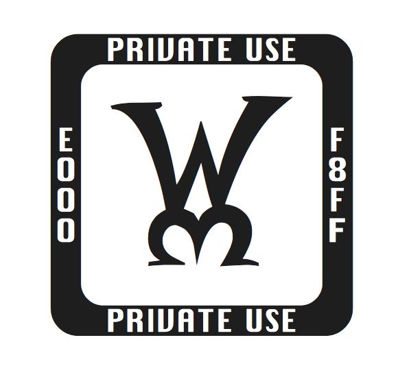 Benutztes IcoMoon Icon in Axure